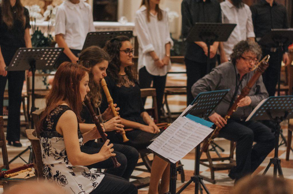 Ensemble di flauti dolci